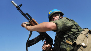 В Госдуме предложили привлечь в Нагорный Карабах российских миротворцев