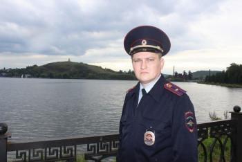 Полицейский из Нижнего Тагила пробился в финал регионального этапа всероссийского конкурса «Народный участковый»