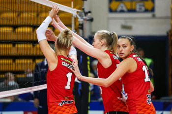 Несколько игроков калининградского ВК «Локомотив» заболели COVID-19. Матч с «Уралочкой-НТМК» отменён