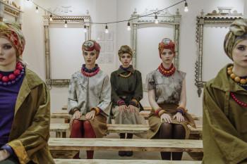 Модельное агентство из Екатеринбурга провело под Нижним Тагилом благотворительный показ мод в пользу тяжелобольных детей