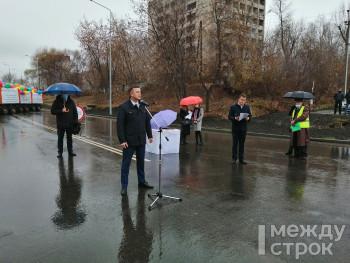 Свердловский министр транспорта и дорожного хозяйства Василий Старков оценил масштабную работу по ремонтам дорог в Нижнем Тагиле