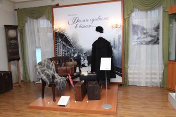 Новая выставка в «Доме Черепановых» посвящена путешествиям по железной дороге
