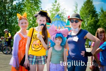 Центральная библиотека ко Дню защиты детей соберёт коллекцию фоторабот маленьких тагильчан