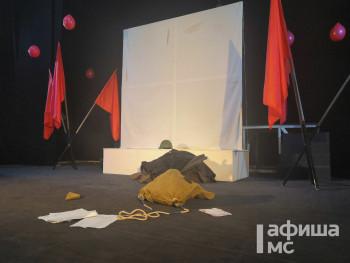 Тагильчанка поставит «Василия Тёркина» на сцене Молодёжного театра