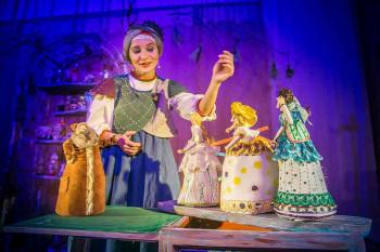Театр кукол Нижнего Тагила покажет спектакль по пьесе Коляды на международном фестивале