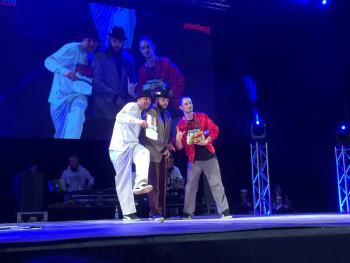 Тагильчанин занял второе место на международном чемпионате уличных танцев Energy 2019