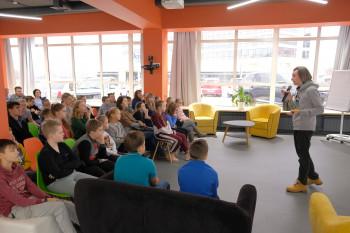 Московский режиссёр рассказал школьникам Нижнего Тагила о главных ошибках на кастингах и поделился профессиональными лайфхаками