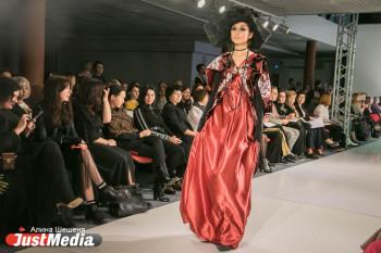 В Екатеринбурге в одиннадцатый раз проходит уральская неделя моды