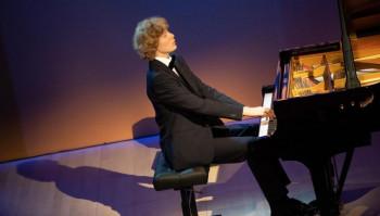 Победитель «Евровидения» для молодых музыкантов Иван Бессонов выступил в Нижнем Тагиле