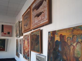 В музее искусств покажут работы выпускников худграфа разных лет