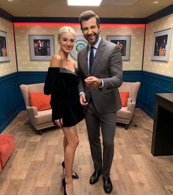 Иван Ургант и Анастасия Ивлеева получили ТЭФИ как лучшие телеведущие