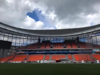 Болельщиков отборочного матча ЧЕ среди молодёжных команд в Екатеринбурге ждут концерт, мастер-классы и польская кухня