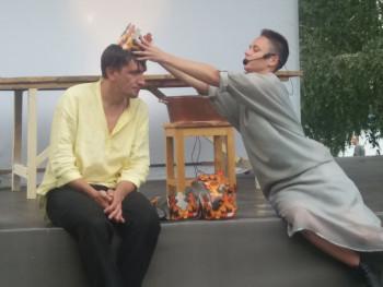 Артисты Молодёжного театра Нижнего Тагила покажут экспериментальный спектакль «Число Х» в музее искусств