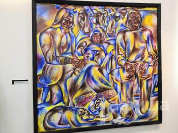 Коллекция музея искусств Нижнего Тагил пополнилась произведениями художника-авангардиста Алексея Константинова