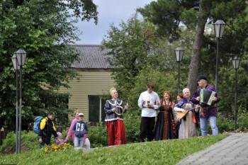 Последний летний променад на Демидовской даче пройдёт в субботу