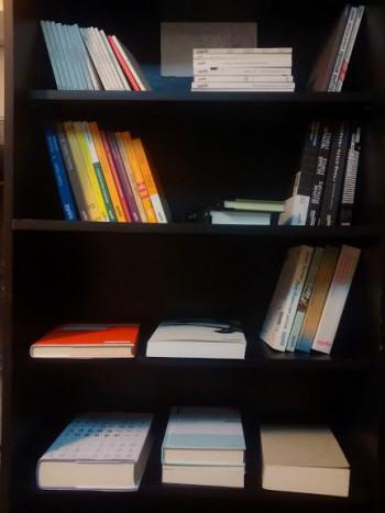 В галерее «Народная» открылась библиотека с книгами про современное искусство