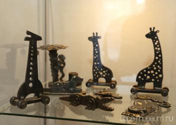 В музее природы покажут произведения кузнеца-самоучки из Верхней Пышмы