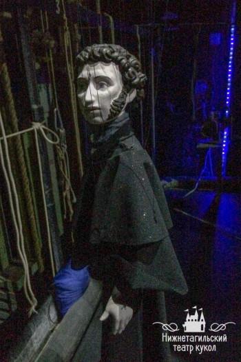 Юбилейный сезон театра кукол Нижнего Тагила закроет спектакль-эксперимент с оперными ариями и Александром Пушкиным в главной роли