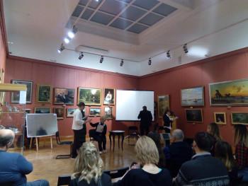 Создатели Молодёжного театра Нижнего Тагила представят новый спектакль в музее искусств