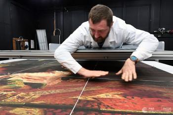 Третьяковская галерея подаст иск о возмещении ущерба из-за повреждения картины Репина