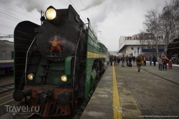 По Свердловской области можно будет прокатиться на туристическом паровозе
