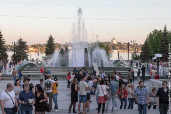 1 мая в Нижнем Тагиле включат фонтаны