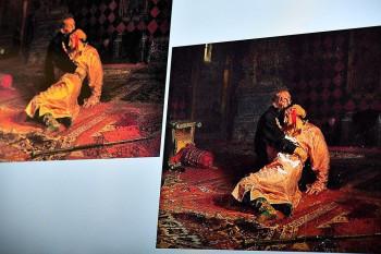 В Третьяковке приступили к реставрации повреждённой картины Репина