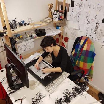 Гран-при анимационного фестиваля в Суздале получил фильм, нарисованный 3D-ручкой