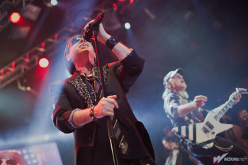 The Scorpions выступят в Екатеринбурге в рамках мирового турне