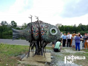Симпозиум городской скульптуры в Нижнем Тагиле превратил парк Народный в фотозону