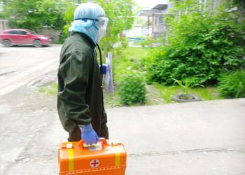Из-за пандемии коронавируса нагрузка на станцию скорой помощи Нижнего Тагила выросла на 100%. Разбираемся, когда нужно звонить в поликлинику, а не в скорую
