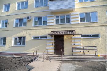 В Нижнем Тагиле капитально отремонтировали бывшее общежитие НТЗМК для заселения 45 семей