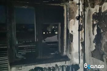 «Спастись даже не пыталась». В пожаре под Нижним Тагилом погибла женщина