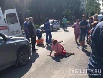 Сбивший четверых человек на пешеходном переходе в Нижнем Тагиле водитель выплатит пострадавшей девочке 100 тысяч рублей