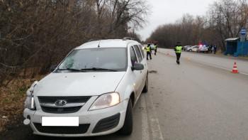 В Екатеринбурге водитель Lada насмерть сбил пенсионерку