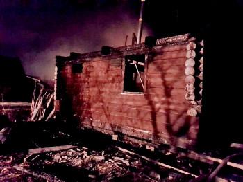 В Нижнем Тагиле наёмный рабочий сгорел в бане, которую построил