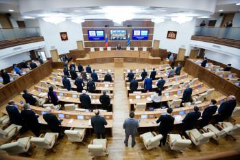 Из-за коронавируса свердловские депутаты будут голосовать дистанционно