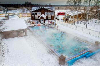 Термальный комплекс «Баден-Баден» оштрафовали на 100 тысяч рублей за нарушение антиковидных мер