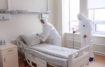 В Сысерти в госпиталь для пациентов с коронавирусом ищут медсестёр с зарплатой от 90 тысяч рублей