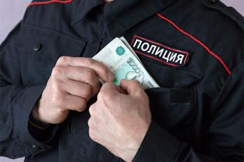 В Екатеринбурге экс-полицейского будут судить за взятку в 140 тысяч рублей