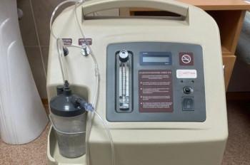 Для инфекционной больницы, ЦГБ №1 Нижнего Тагила и санатория «Руш» закупили кислородные концентраторы