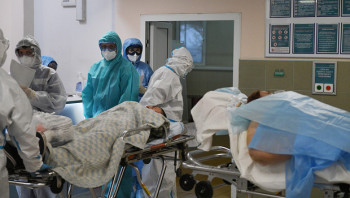 В Нижнем Тагиле за сутки зарегистрировали 26 заболевших COVID-19