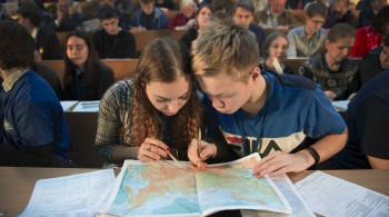 Жители Нижнего Тагила смогут проверить свои знания на Географическом диктанте