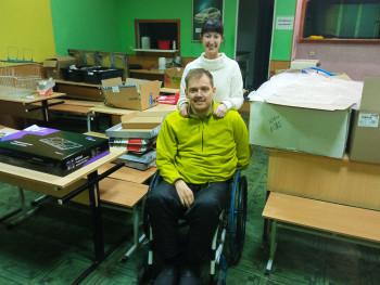 В Нижнем Тагиле известный активист-колясочник собирает более миллиона рублей на первое в городе инклюзивное кафе