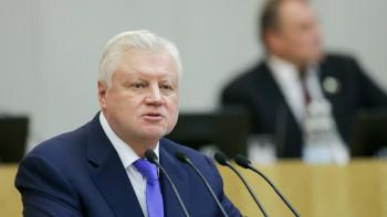 Миронов заявил о провале пенсионной реформы