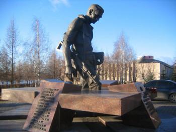 В Нижнем Тагиле за 2,5 млн рублей отреставрируют памятник «Чёрный тюльпан»