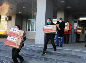 ЕВРАЗ купит для больницы Нижнего Тагила увлажнители кислорода и лекарства на 15,7 млн рублей