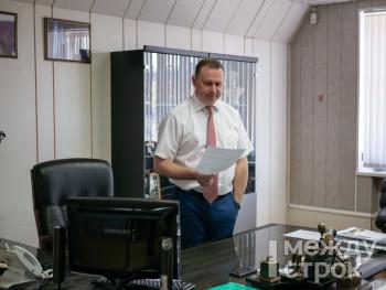 «Организуем до 500 новых рабочих мест». Мэр Нижнего Тагила Владислав Пинаев подписал соглашение о создании индустриального парка «Восточный»