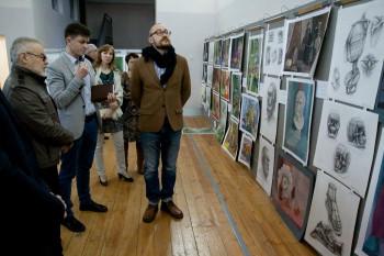Уральский колледж прикладного искусства и дизайна отметит 75-летие большой выставкой своих выпускников