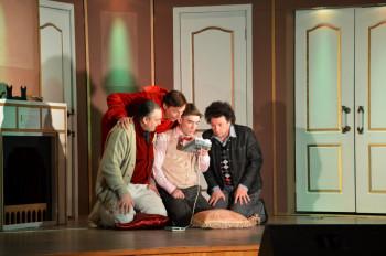 Драматический театр Нижнего Тагила и Камерный театр Екатеринбурга поменяются сценами в начале декабря
